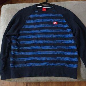 Men's Nike sweatshirt size Large